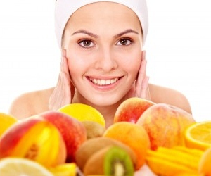 fruit for clear healthy skin