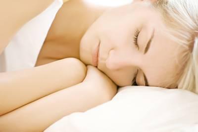sleep and skin care