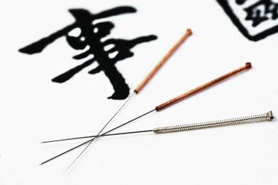 treating acne with acupuncture